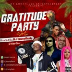 DJ Emmyflash – Gratitude Party Mixtape