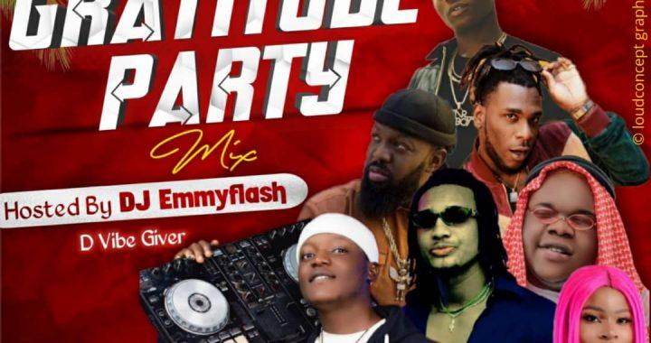 DJ Emmyflash - Gratitude
