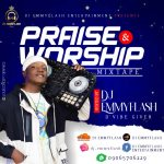 DJ Emmyflash – Praise & Worship Mixtape